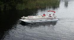 2013 - Fiesta Boats - 24- Fundeck Grande RE L