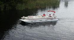 2011 - Fiesta Boats - 24- Fundeck Grande RE L