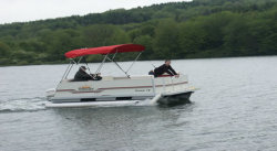 2011 - Fiesta Boats - 14- Sundeck Swim-N-Fun