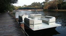 2011 - Fiesta Boats - 18- Sundeck Swim-N-Fun