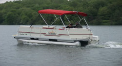 2012 - Fiesta Boats - 14- Sundeck