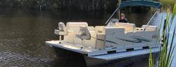 2020 - Fiesta Boats - 18- Sundeck Swim-N-Fun