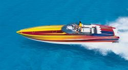 Formula Boats - 382 Fas Tech