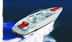 2012 - Formula Boats - 290 FX4