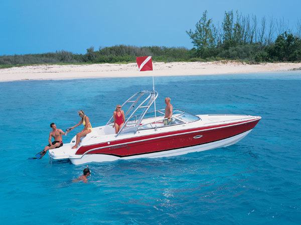 Research Thunderbird Formula 260 Sun Sport Cuddy Cabin Boat on ...