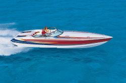 Formula Boats 353 FAS3TECH High Performance Boat