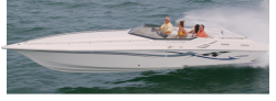 2010 - Fountain Boats - 35 Executioner