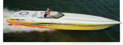 2010 - Fountain Boats - 42 Executioner