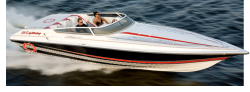 2010 - Fountain Boats - 33 Lightning