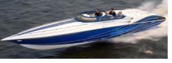 2010 - Fountain Boats - 35 Lightning