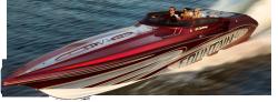 2010 - Fountain Boats - 42 Lightning
