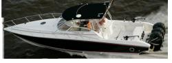 2010 - Fountain Boats - 38 Sportfish Cruiser OB