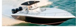 2010 - Fountain Boats - 38 Tournament Edition