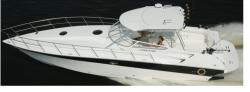 2010 - Fountain Boats - 38 Sportfish Cruiser