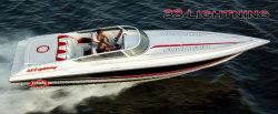 2011 - Fountain Boats - 33 Lightning
