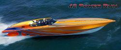 2011 - Fountain Boats - 42 Poker Run