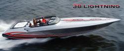 2011 - Fountain Boats - 38 Lightning