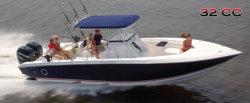 2011 - Fountain Boats - 32 Center Console