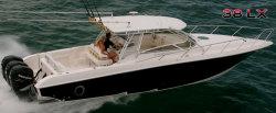 2012 - Fountain Boats - 38 Luxury Edition