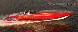2012 - Fountain Boats - 47 Lightning