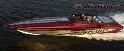 2013 - Fountain Boats - 42 Lightning