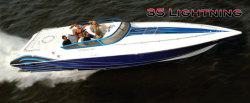 2013 - Fountain Boats - 35 Lightning