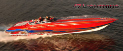 2013 - Fountain Boats - 47 Lightning