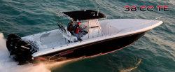 2013 - Fountain Boats - 38 Tournament Edition