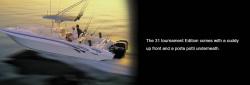 2013 - Fountain Boats - 31 Center Console