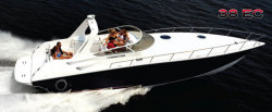 2013 - Fountain Boats - 38 Express Cruiser