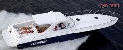 2013 - Fountain Boats - 48 Express Cruiser