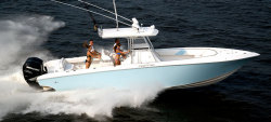 2014 - Fountain Boats - 34 Sportfish CC Open Bow