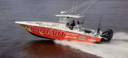 2014 - Fountain Boats - 38 Sportfish CC Open