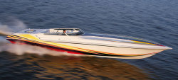 2014 - Fountain Boats - 47 Lightning