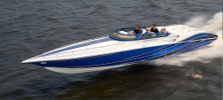 2014 - Fountain Boats - 35 Lightning