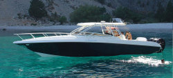 2015 - Fountain Boats - 38 Sportfish LX