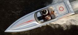 2015 - Fountain Boats - 35 Lightning