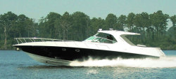 2017 - Fountain Boats - 48 Express Cruiser
