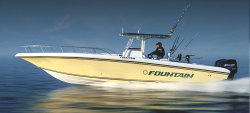 2017 - Fountain Boats - 38 Sportfish CC TE