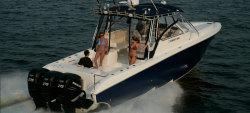 2017 - Fountain Boats - 38 Sportfish Cruiser OB