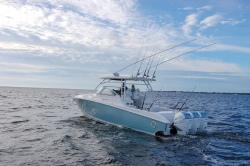 2019 - Fountain Boats - 38 Sportfish Cruiser