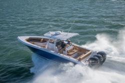 2019 - Fountain Boats - 38CC LS