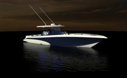 2019 - Fountain Boats - 43 NX