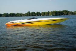 Fountain Boats 42 Executioner High Performance Boat