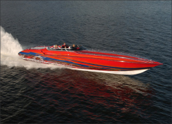 Fountain Boats 47 Lightning High Performance Boat
