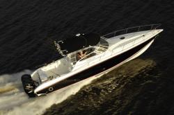 Fountain Boats 38 Sportfish Cruiser OB Boat