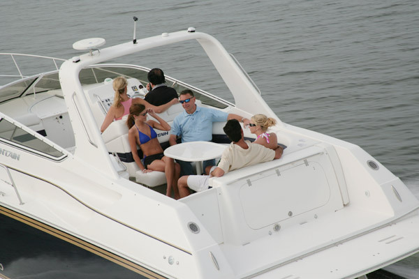 Research Fountain Boats 38 Express Cruiser Boat on iboats com