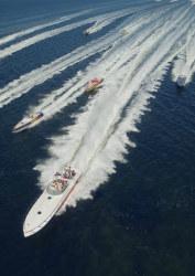 Fountain Boats 48 Express Cruiser Boat
