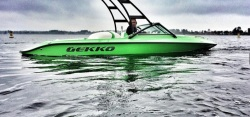 2015 - Gekko Sport Boats - GTR 22