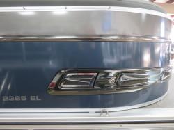 2020 Montego Bay 8522 Cruise Deluxe Pontoon & Honda 4-Stroke EFI